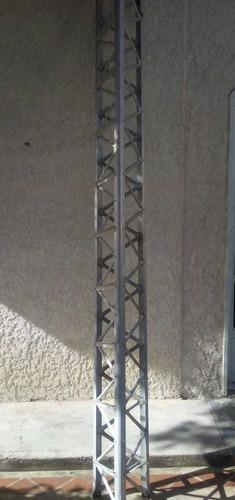 Imagen 1 de 1 de Torre De Aluminio 3 Mts.