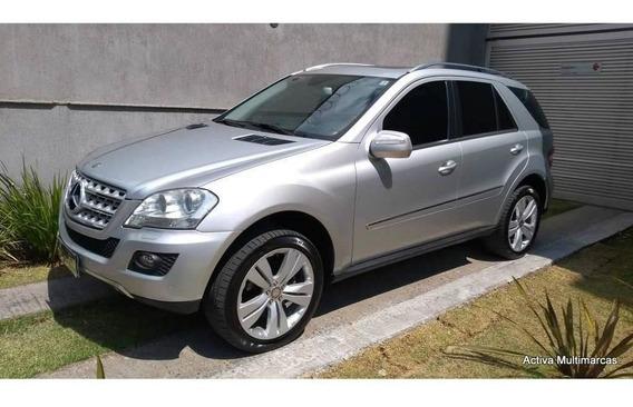Mercedes-benz Ml-350 350 - 3.5 4x4 V6 Gasolina 4p Automático