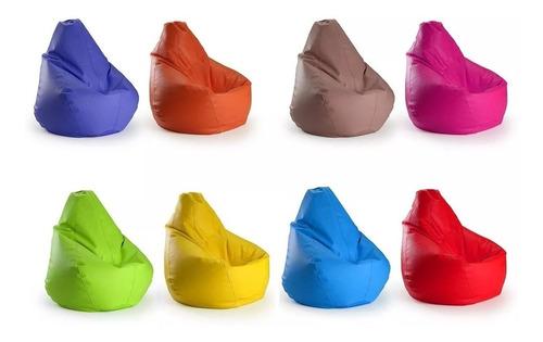 Imagen 1 de 4 de Puff En Divertidos Colores Variedad De Diseños Oferta - Mweb