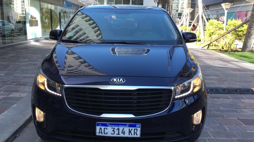Kia Carnival Ex 2,2 Diesel Aut