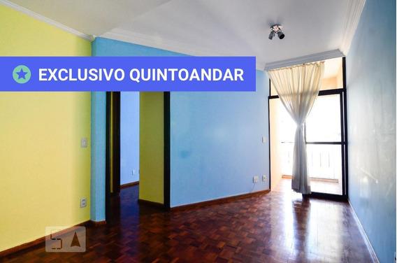 Apartamento No 8º Andar Com 1 Dormitório - Id: 892962708 - 262708