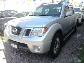 Nissan Frontier Pro-4x Modelo 2014 A Credito Seminueva