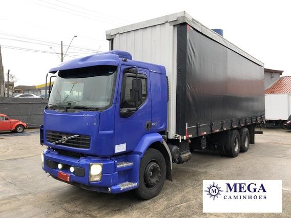 Volvo Vm 260 Truck Sider 8,5m Sinistro