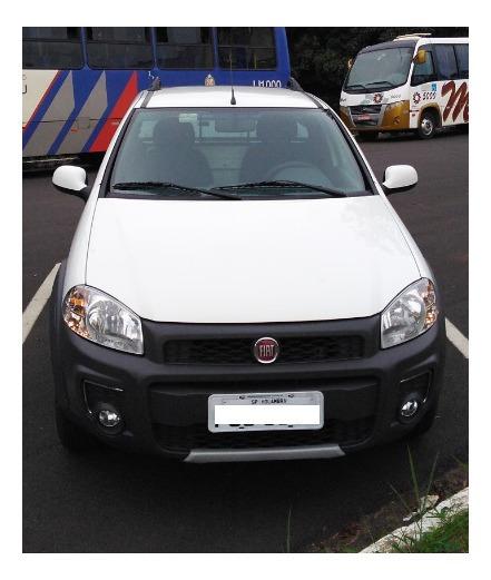 Fiat Strada Hard Work