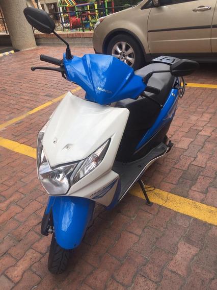 Honda Dio110 -unico Dueño-