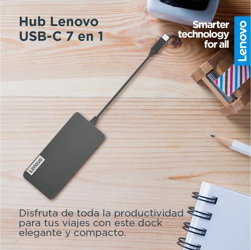 Lenovo Usb-c 7-in-1 Hub