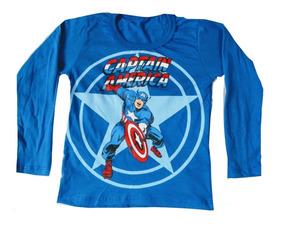 Blusa Camisa Manga Longa Infantil Menino Kit 10 Atacado