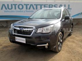 Subaru Forester Cvt 2017