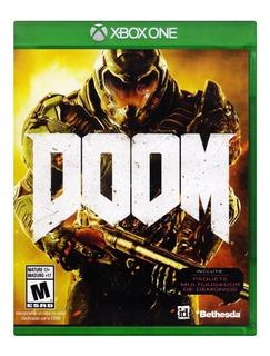Doom / Xbox One / N0 Codigo / Modo Local