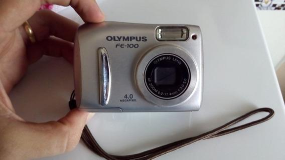 Câmera Olympus Fe-100