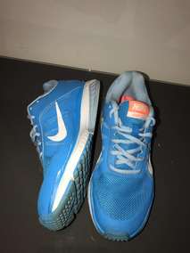 Tênis Nike Ginástica Feminino Azul