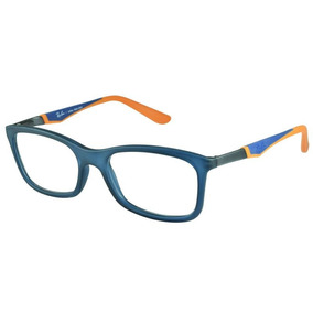 2944b98949 Óculos De Grau Ray-ban Junior Rb1542 3626 49x16 125 Infantil