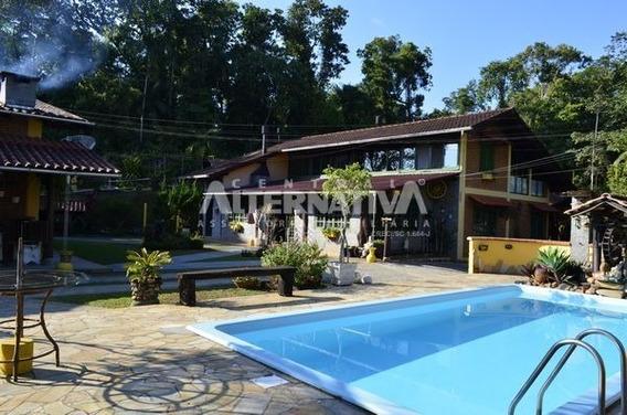 Chácara Na Região Central De Rio Dos Cedros - 8926