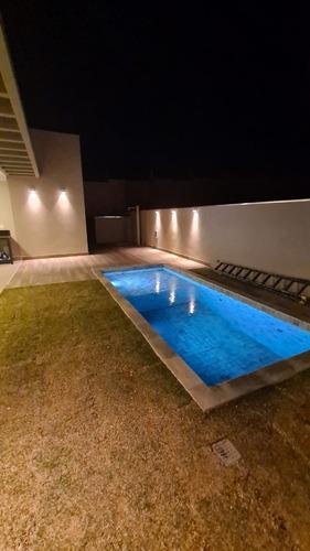 Casa Térrea Com 210 M² De Área Construída Em Um Terreno De 466,84 M², No Condomínio Residencial San Paolo, No Bairro Quintas De São José, Na Cidade De - Ca00435 - 68448541