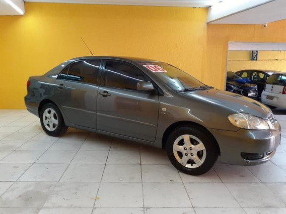 Corolla Sedan Xei 1.8 16v (flex) Gasolina Manual