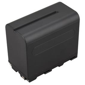 Bateria Np- F970 Iluminador Led Yn900 Yn600 Yn300 - 4400mah