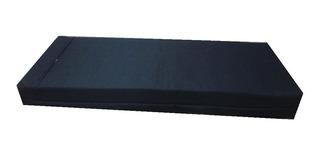 Kit Capa Sofá De Pallet 190x90x20 + 2 Capas 1,05x40x13 Brim