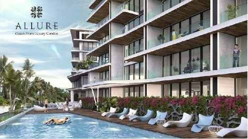 Puerto Cancun, Allure. Condominio De Lujo Con Vista Al Mar. Preventa. Depto. 2 Recs.
