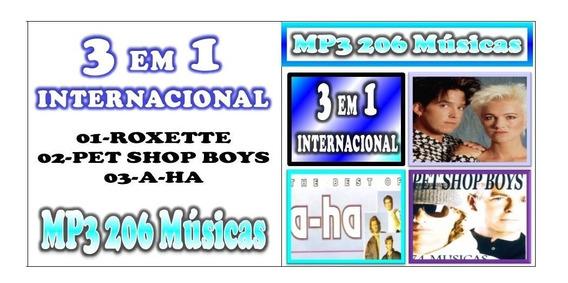 Internacional 4000 Musicas Anos 90 80 70 Mp3 Envio Imediato
