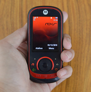Celular Desbloqueado Motorola Rokr Em35