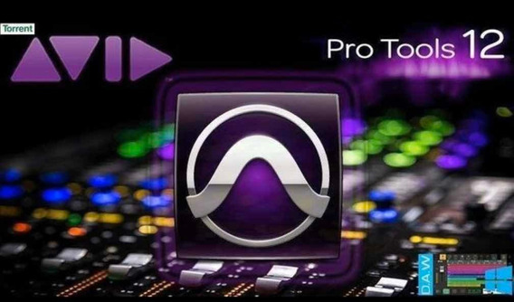 Pro Tools 12 Para Windows