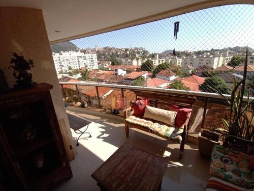 Apartamento Com 3 Dormitórios À Venda, 94 M² Por R$ 499.000,00 - Freguesia (jacarepaguá) - Rio De Janeiro/rj - Ap0489