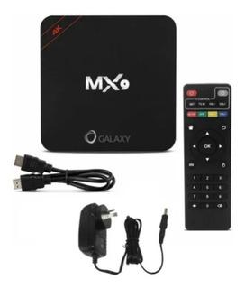 Convertidor Smart Tv Box Android Tv 7.0 2gb Ram 16gb Disco