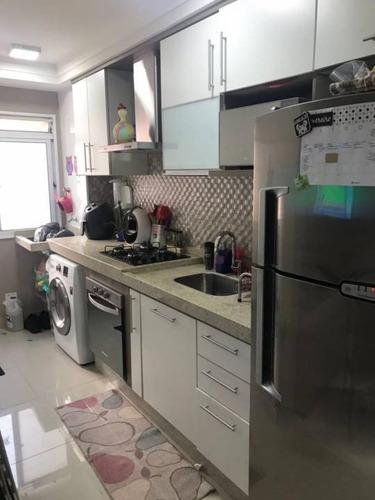 Imagem 1 de 7 de Venda - Apartamento - Jardim Nossa Senhora Do Carmo - Americana - Sp - M861767