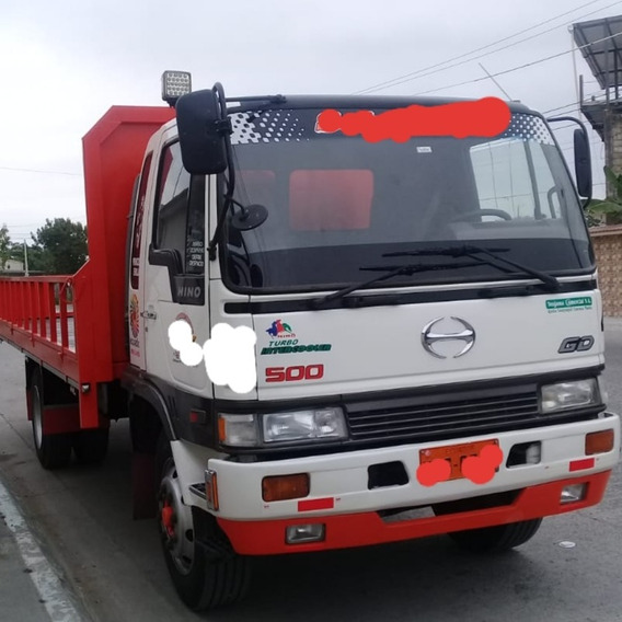 Camion Hino Gd 1999
