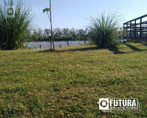 Terreno En Venta En Isla Los Marinos - Lotes Los Marinos Lote 8