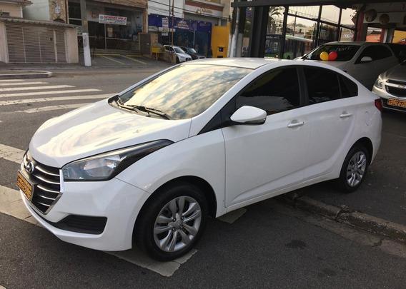 Hyundai Hb20 1.6 S Comfort Plus Ano 2017