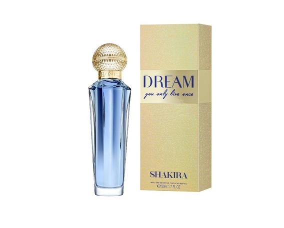 Perfume Shakira Dream Feminino Eau De Toilette 50ml