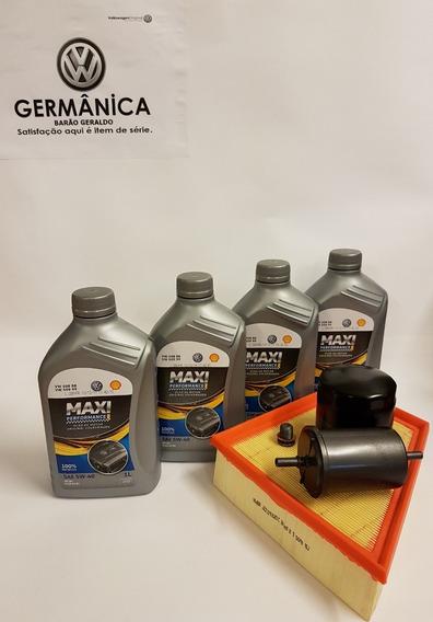 Kit Troca De Oleo 508vw Gol Saveiro Spacefox 1.6 Ccr