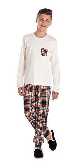 Pijama Menino Juvenil Bela Notte 1001345