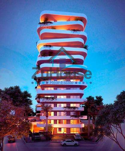 Torre De Apartamento En Plano En La Trinitaria Stgo Wpa134