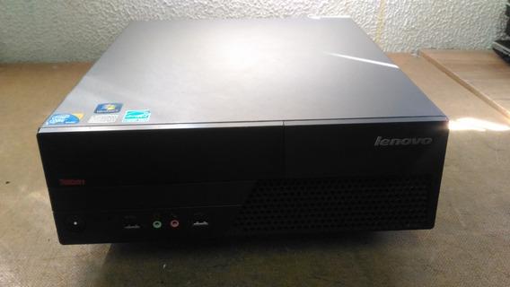 Cpu Lenovo Thinkcentre Mt-m 6234 - Fz2 - Hd 160 Gb