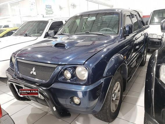 L200 2.5 Sport Hpe 4x4 Cd 8v Tb -aceito Troca 2006