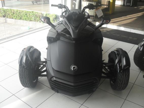 Triciclo Can-am Spyder F3 2018 Ok