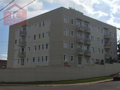 Apartamento Com 2 Dormitórios À Venda, 50 M² Por R$ 250.000,00 - Outeiro De Passárgada - Cotia/sp - Ap0438