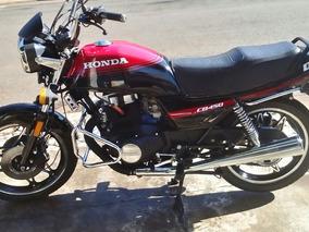 Honda Cb 450 Dx Ano 1988 Dx88