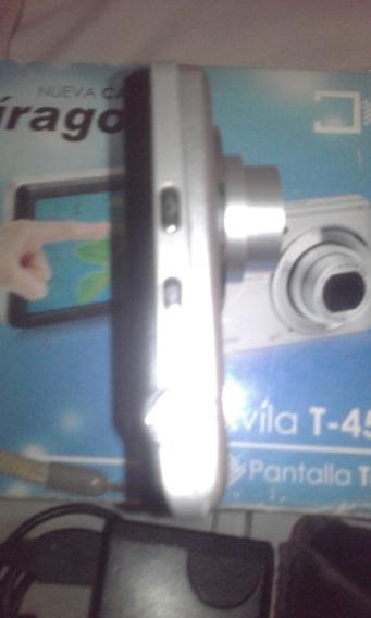 Camara Digital Siragon 14mp Pantalla Tactil