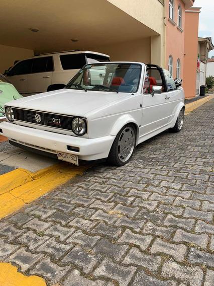 Volkswagen 1988 Caribe Cabriolet