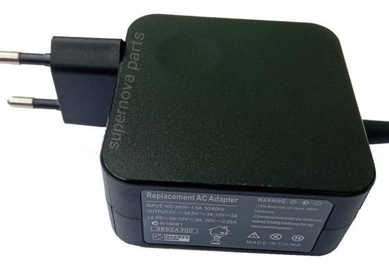 Fonte Carregador Dock Nintendo Switch 45w Type C Usb-c Nova!