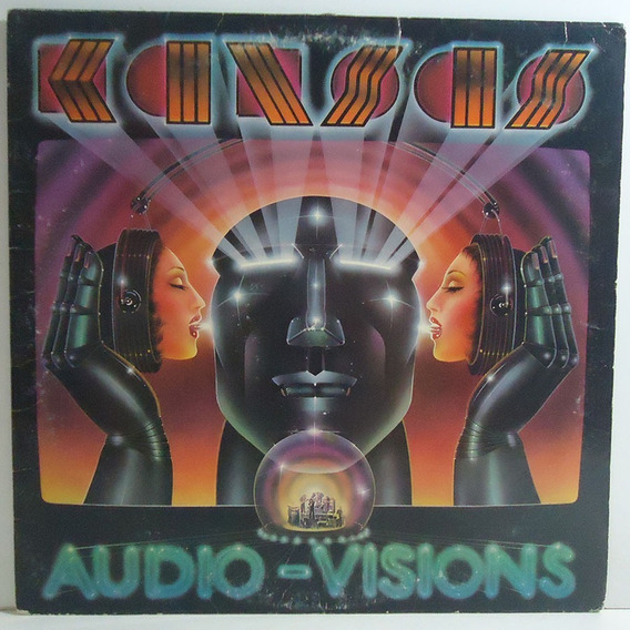 Kansas 1980 Audio-visions Lp Relentless / Hold On / Loner