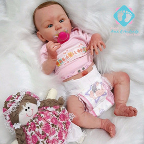 9a0c6b1183 Bebe Reborn 50 Reais - Bonecas Reborn no Mercado Livre Brasil