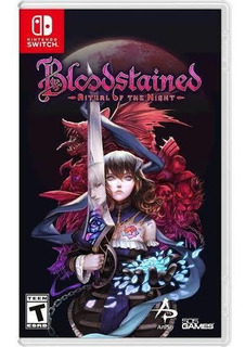 Bloodstained Ritual Of The Night Nintendo Switch Nuevo Beynd