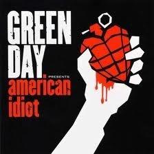 Vinilo Green Day American Idiot Nuevo Sellado Disco Doble