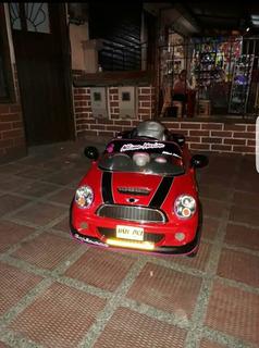Carro Para Niñ@s Electrico A Control Remoto