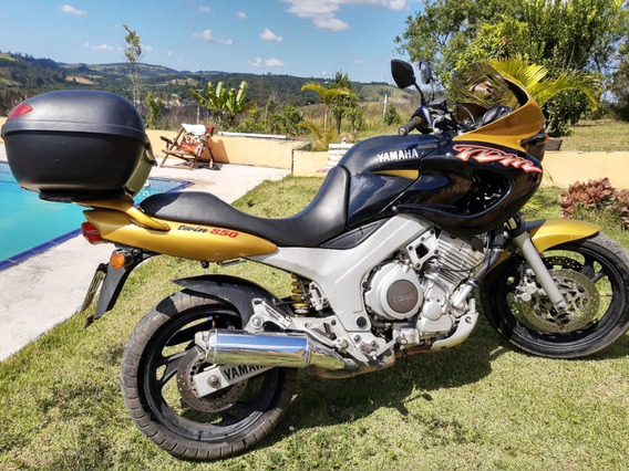 Yamaha Tdm 850 - Estudo Troca Por Carro Ou Moto