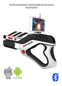 Bluetooth Pistola Video Aumentada Juego Realidad Ar 4d Fugus yvf7Ygb6
